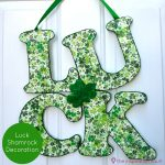 Luck Shamrock Decoration