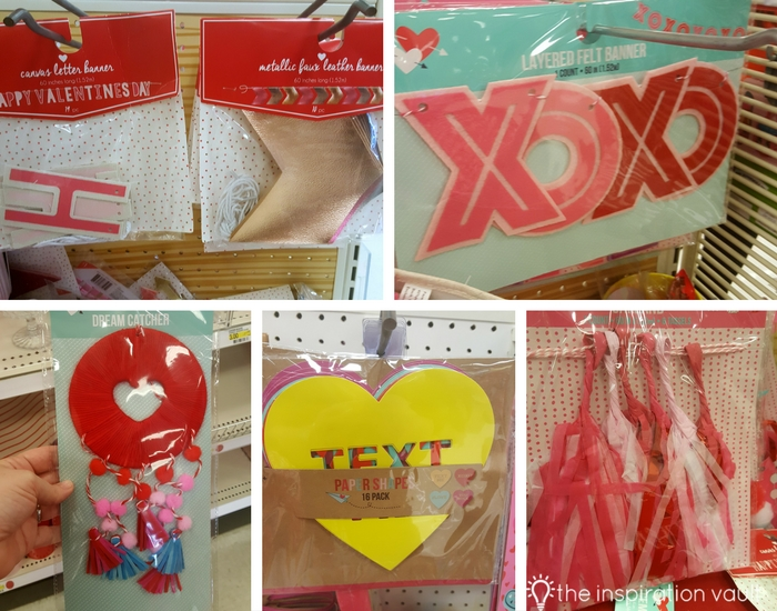 Valentine's Day Craft Supply Haul 2