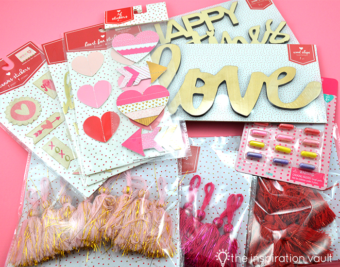 Valentine's Day Craft Supply Haul 6