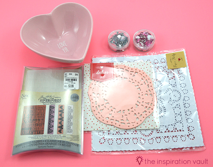 Valentine's Day Craft Supply Haul 7