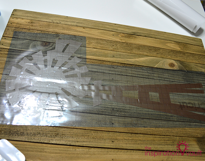 Farmhouse Style Windmill Decor Step 10b
