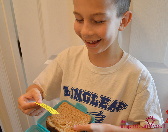Free Printable Lunchbox Jokes Aiden Laughing