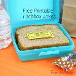 Free Printable Lunchbox Jokes