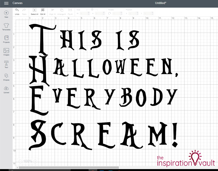 Nightmare Before Christmas Fonts.Nightmare Before Christmas Inspired Halloween Sign The