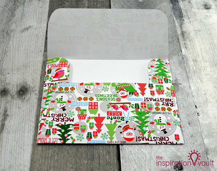 Ugly Christmas Sweater Party Invitation Step 10