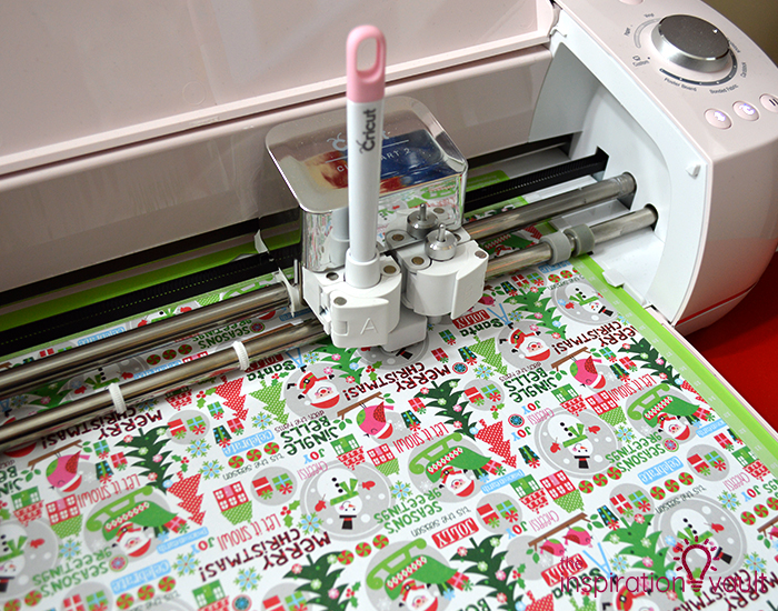 Ugly Christmas Sweater Party Invitation Step 4b