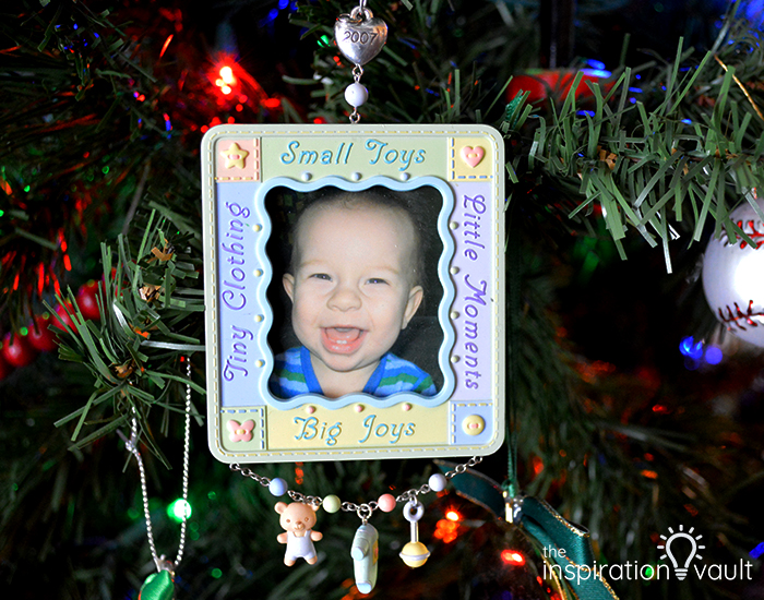 Aiden Ornament