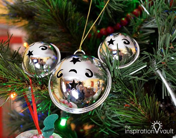 Disney Bells Ornament