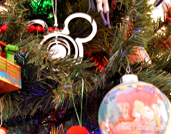Disney Rings Ornament