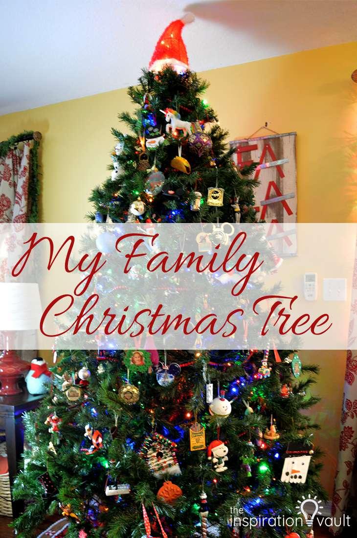 My Family Christmas Tree Reveal