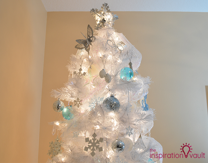 my winter wonderland christmas tree complete top