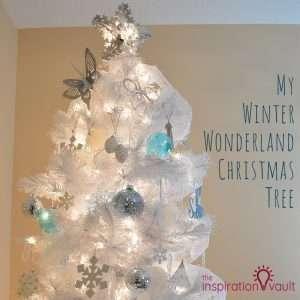 My Winter Wonderland Christmas Tree Feature