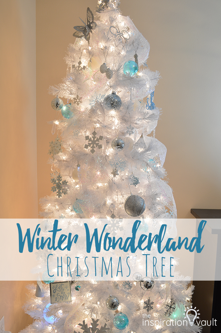 My Winter Wonderland Christmas Tree Feature Article