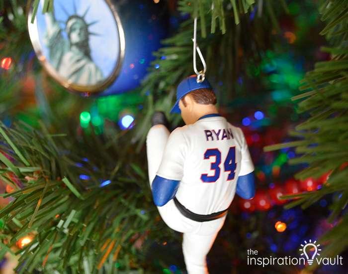 Nolan Ryan Ornament