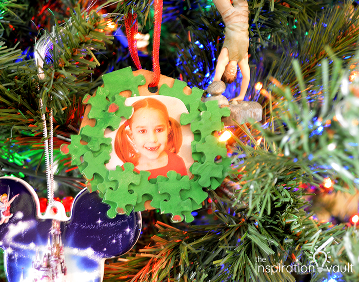 Scarlett Ornament
