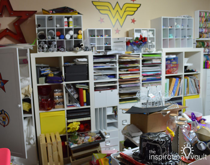 CRC Marie's Craft Room Before 3