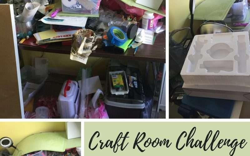 Craft Room Challenge Aleisha's Catch-All Craft Room Feature