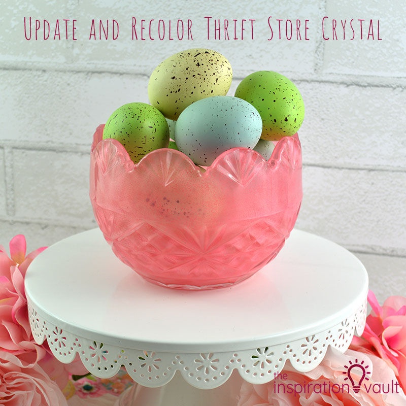 Update and Recolor Thrift Store Crystal Features