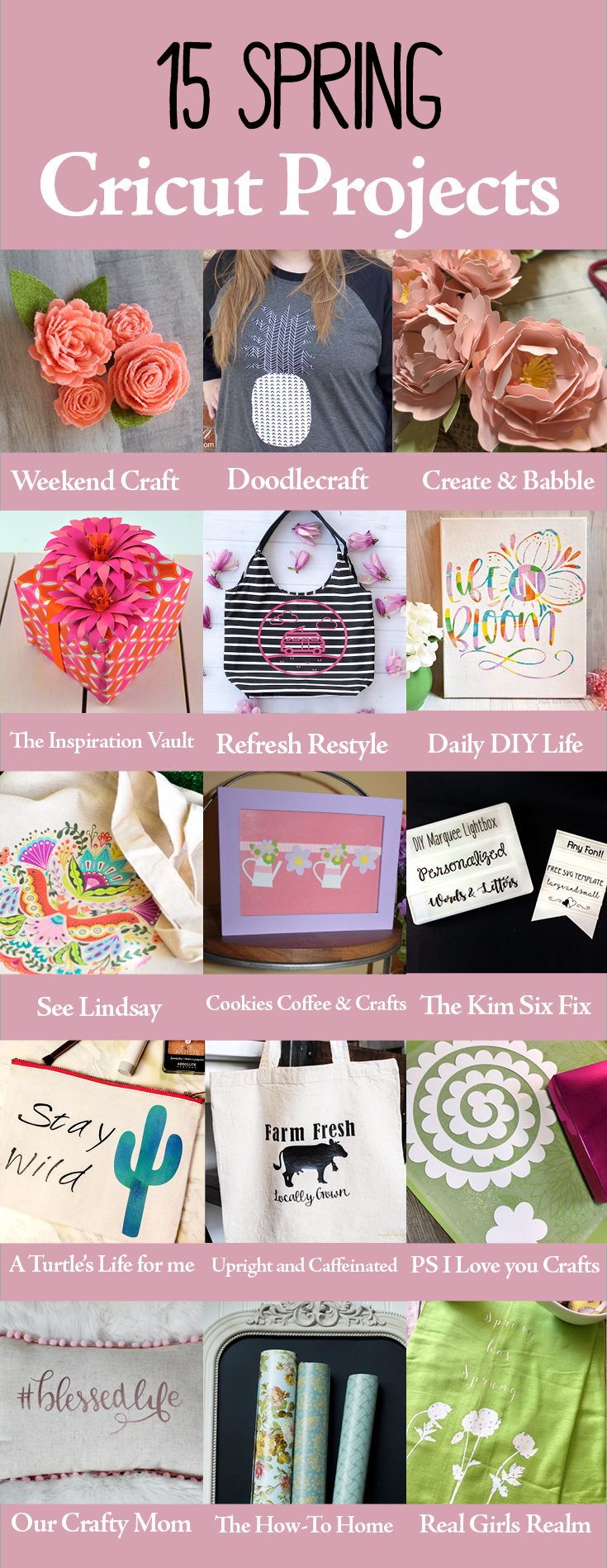 15_Spring_Cricut_Projects