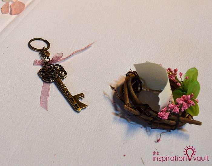 Vintage Key Bottle Opener Wedding Favors Complete 2