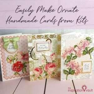 Ornate Handmade Cards Feature 3