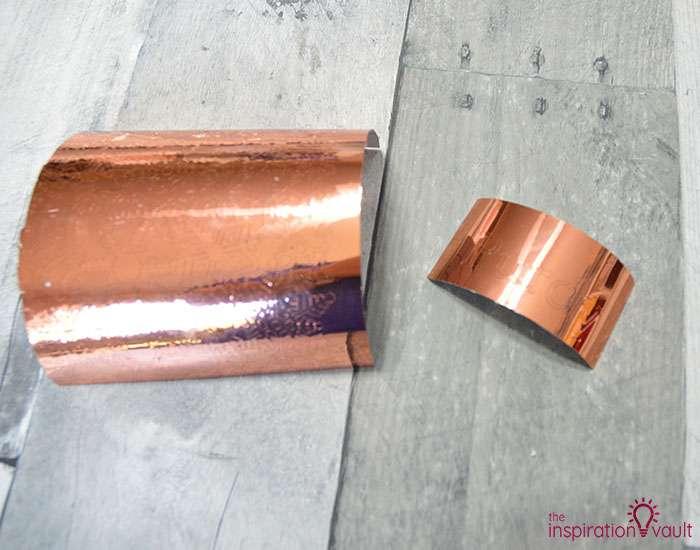 Add Copper Accents to Ceramic Ornaments Step 4b