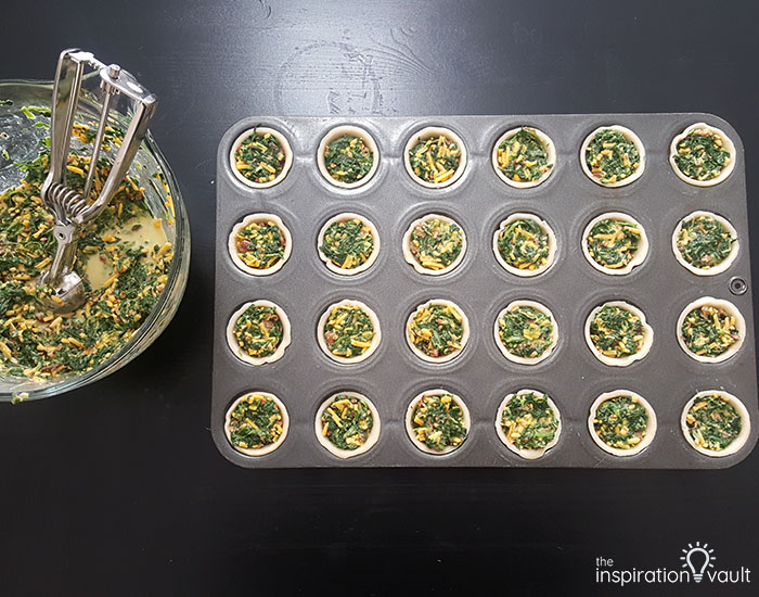The Best Mini Spinach Quiches You've Ever Tasted Step 10