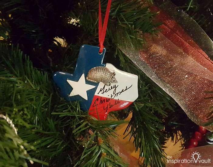 My Family Christmas Tree The Treequel Armadillo Ornament