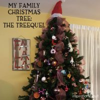 My Family Christmas Tree The Treequel Feature
