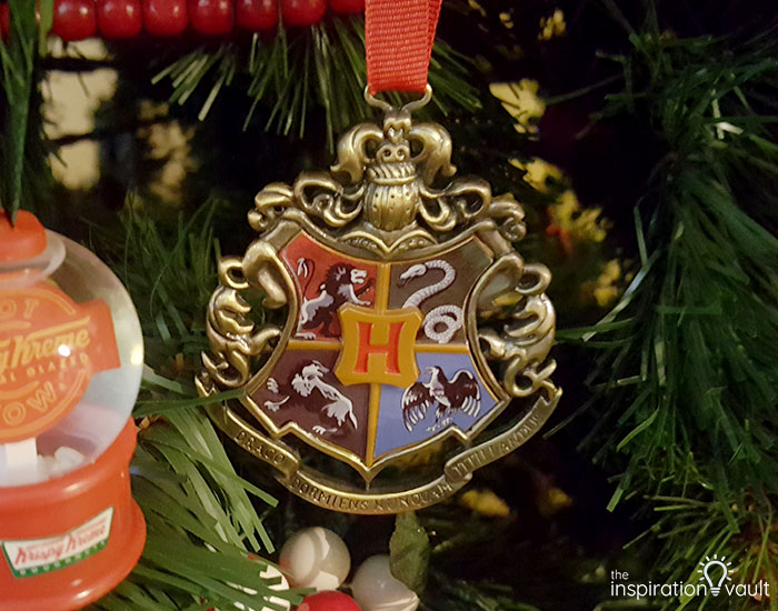 My Family Christmas Tree The Treequel Hogwarts Ornament
