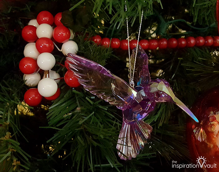 My Family Christmas Tree The Treequel Hummingbird Ornament