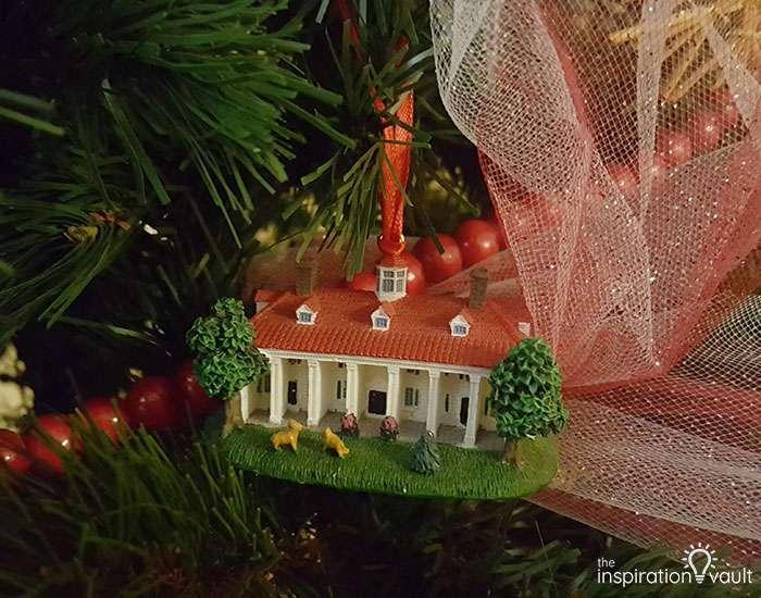 My Family Christmas Tree The Treequel Mount Vernon Ornament