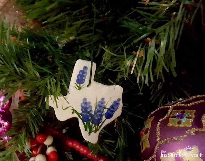 My Family Christmas Tree The Treequel Texas Bluebonnet Ornament