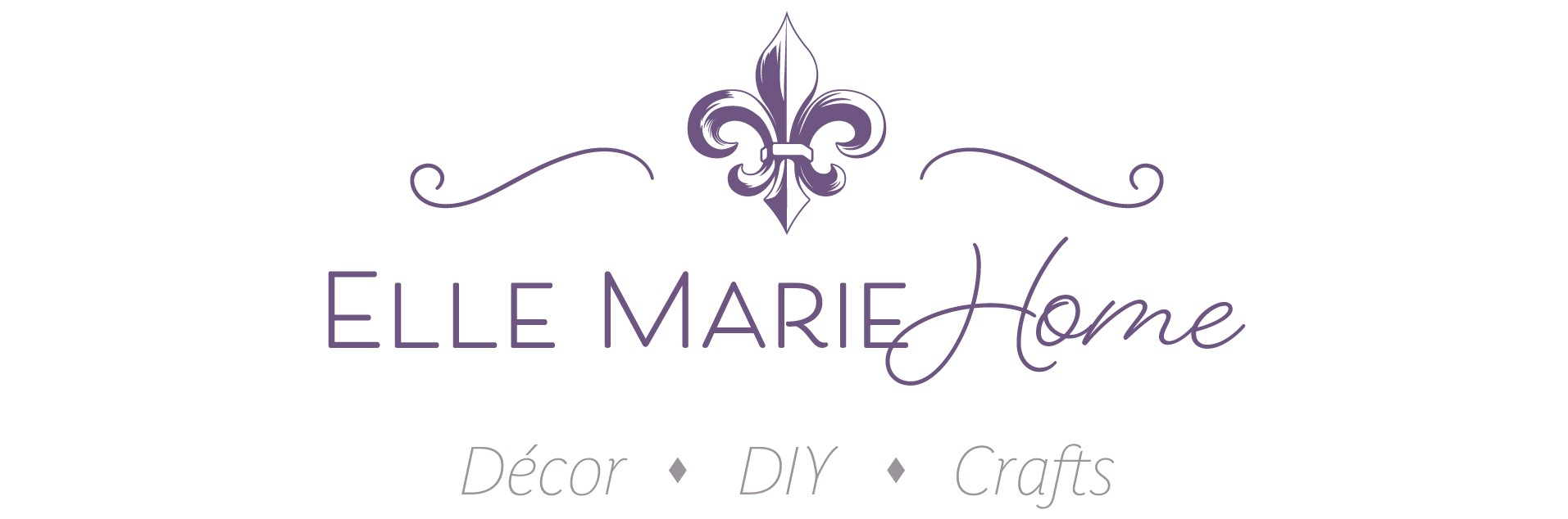 Elle Marie Home - Decor DIY Crafts