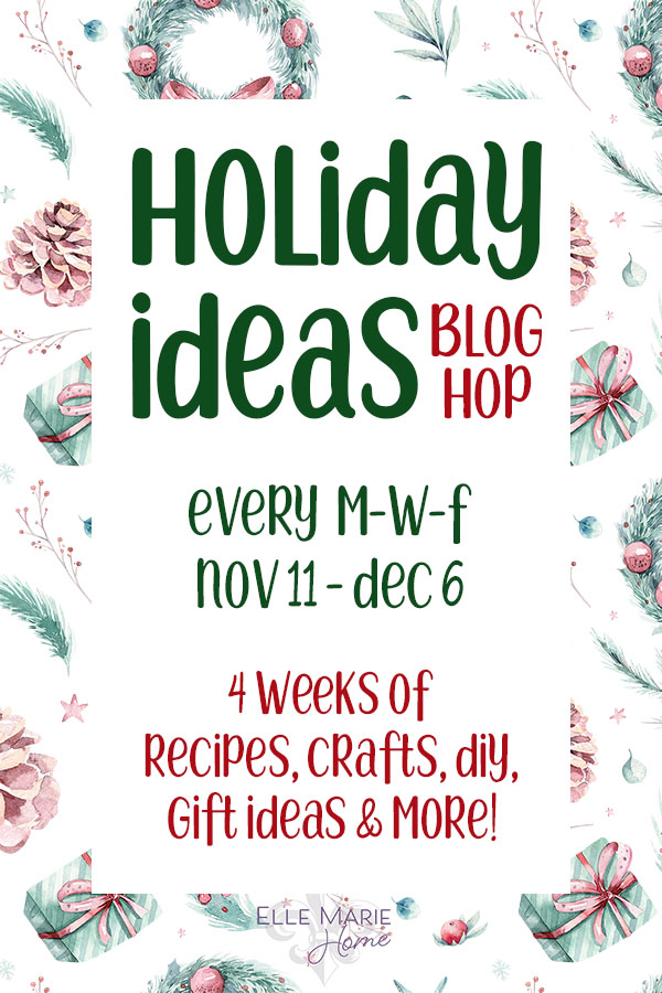 Holiday Ideas Blog Hop 2019