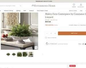 Mabry Fern Riverbend Home