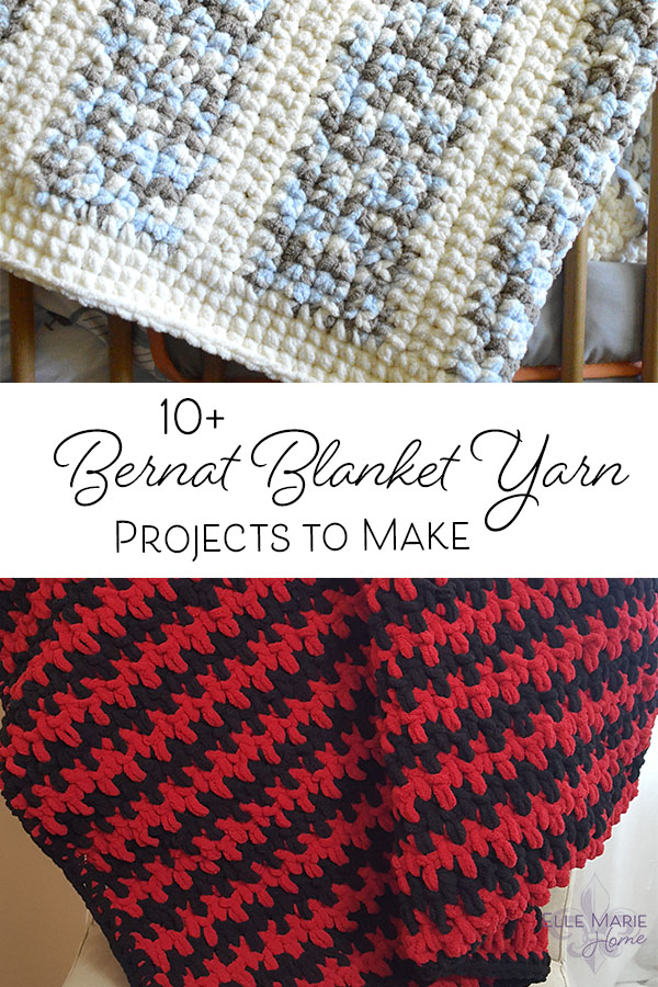 Crocheting Blanket Yarn